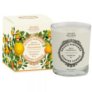 Duftlys Citrus Provence 180g