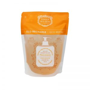 ECO refill Marseille sæbe citrus Provence 500ml